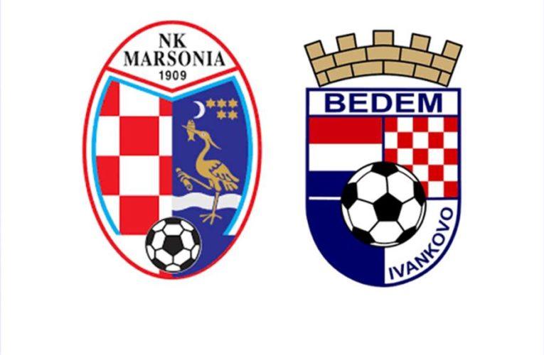 Marsonia i Bedem prvi četvrtfinalisti