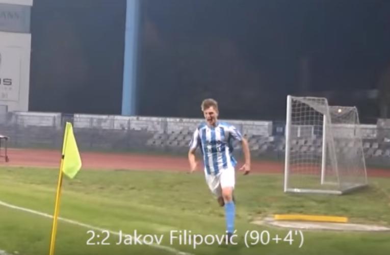 Jakov Filipović potpisao za Bate Borisov