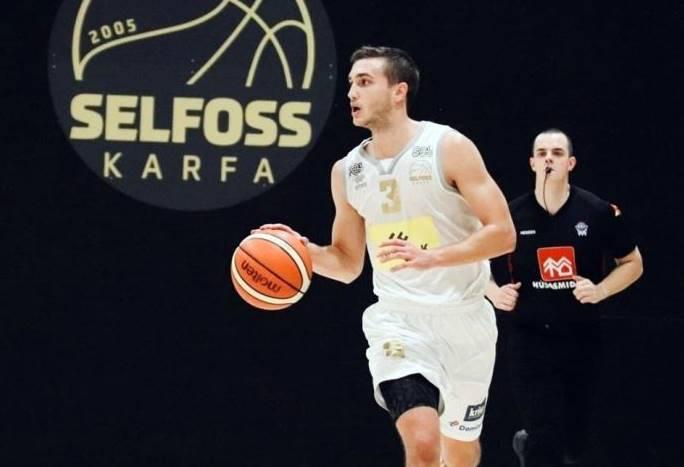 Kristijan Vladović među najzapaženijim mladim košarkašima islandskoga prvenstva!