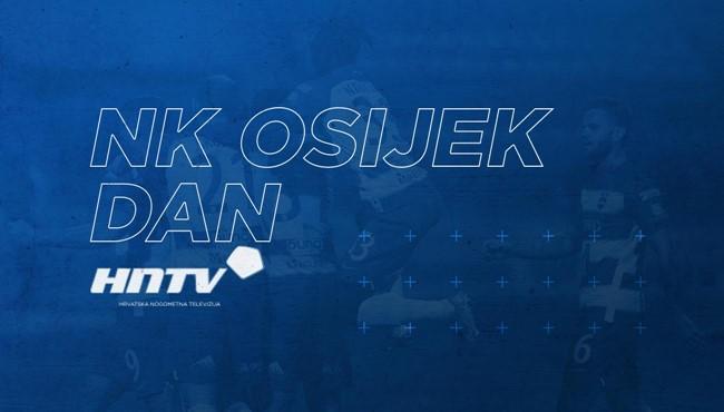 Današnji maraton NK Osijek na HNTV-u