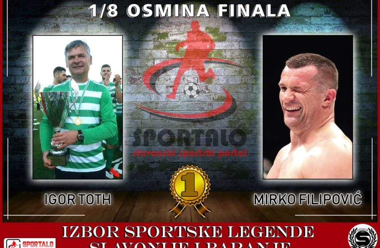 1/8 finala: Igor Toth vs Mirko Filipović