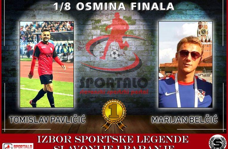 1/8 finala: Tomislav Pavličić vs Marijan Belčić