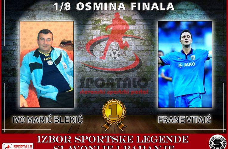 1/8 finala: Ivo Marić Blekić vs Frane Vitaić