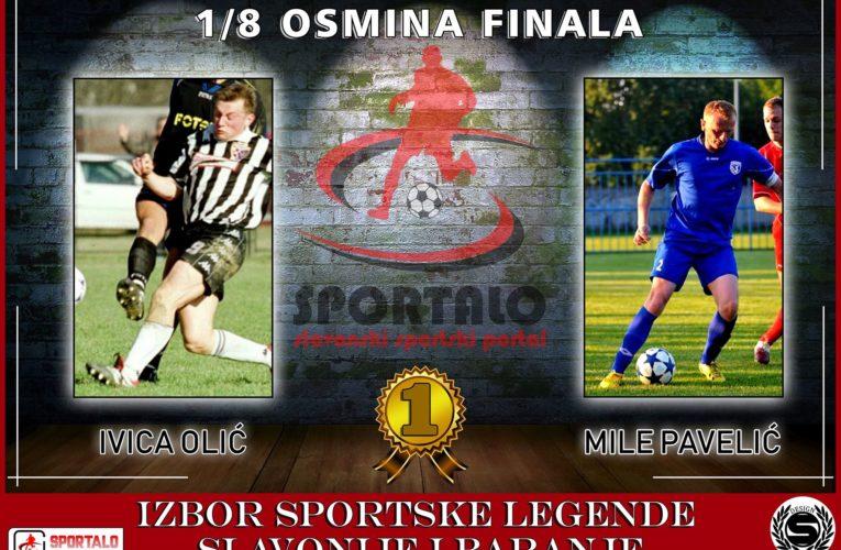 1/8 finala: Ivica Olić vs Mile Pavelić