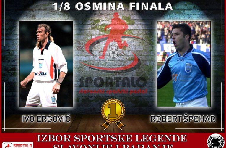 1/8 finala: Ivo Ergović vs Robert Špehar