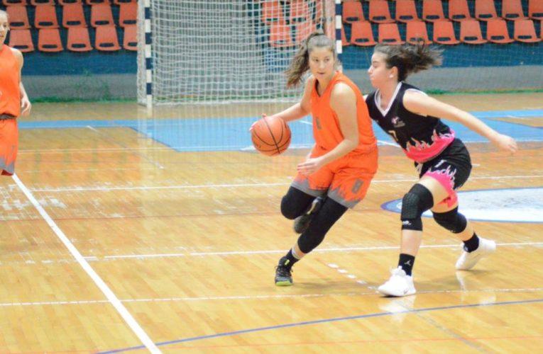 Mlada Crnogorka Andrea Glomazić odigrala je odličnu sezonu u Požegi