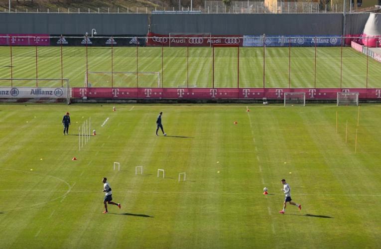 Bayern krenuo s treninzima