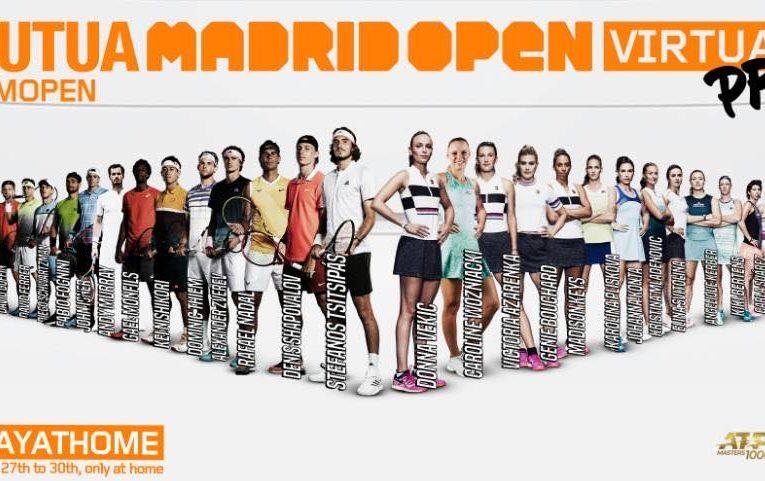Donna Vekić nastupa na turniru u Madridu