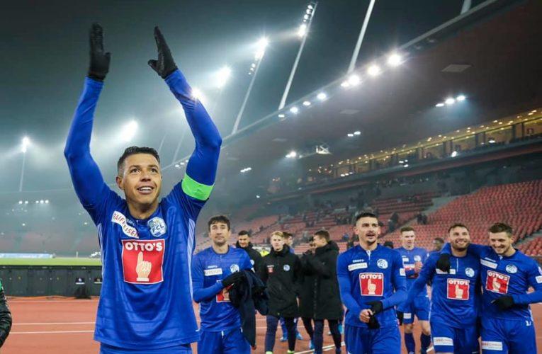 Švicarci kreću s nogometom