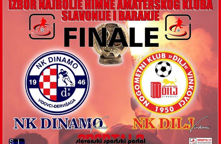 Dilj i Dinamo u finalu Himnovizije!