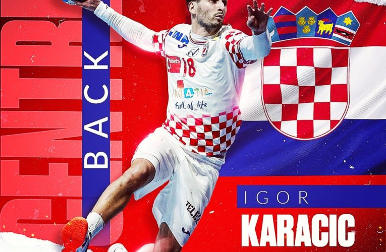 """Igor Karačić: """"Proći ćemo na OI i napasti treće zlato"""""""