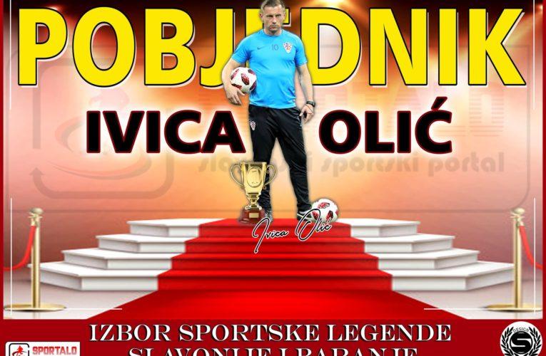 "Ivica Olić pobjednik ""Slavonske sportske legende"""