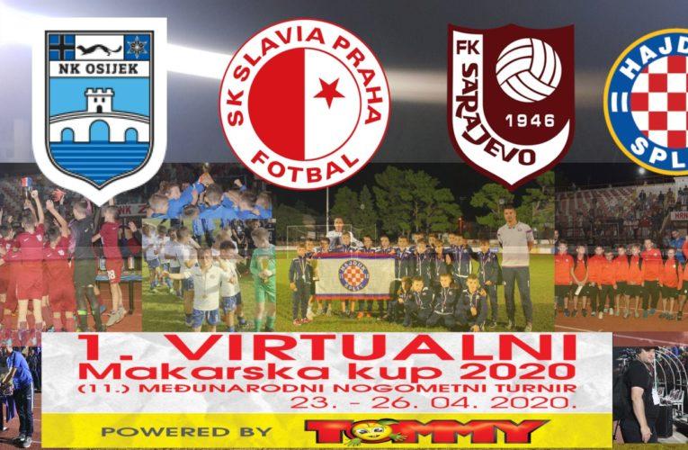 Osijek slavio na Makarska kupu 2020