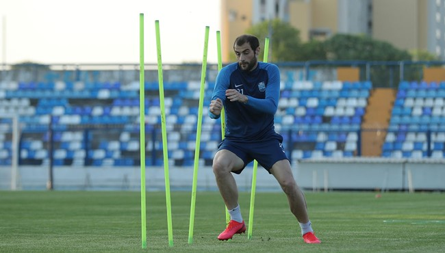 Mile Škorić -Sve je lakše kada se trenira na nogometnom terenu