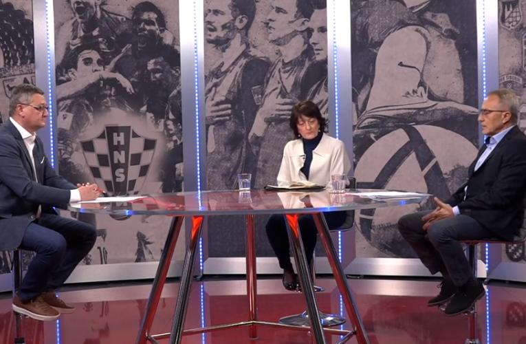 Josip Brezni i Ivančica Sudac o nastavku nogometnih natjecanja