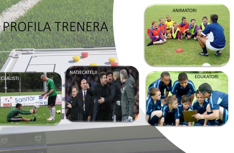 Profili trenera u školi nogometa by Marijo Jović