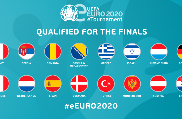 Hrvatska na Europskom prvenstvu!