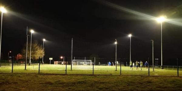 HNK Mitnica dobio reflektore