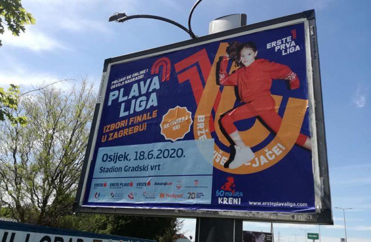 Erste Plava liga 18. lipnja u Osijeku