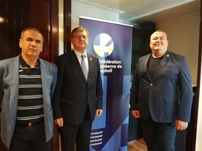 BiH i Hrvatska potvrdili spremnost za organizaciju Eura