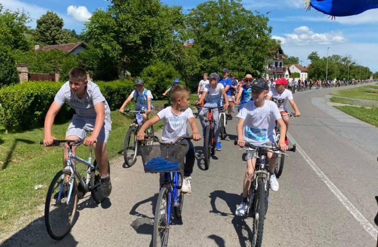 Održana je 5. Tijelovska biciklijada općine Oriovac