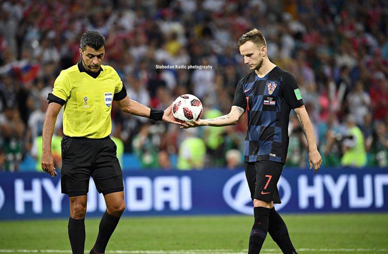 Ivan Rakitić se oprostio od reprezentacije