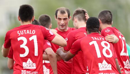 Kapetan Mile Škorić samokritičan nakon utakmice u Koprivnici