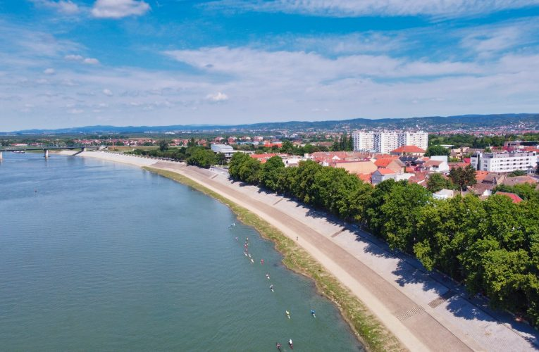 Prvi puta u povijesti kajakaštva Slavonski Brod  domaćin prvenstva države