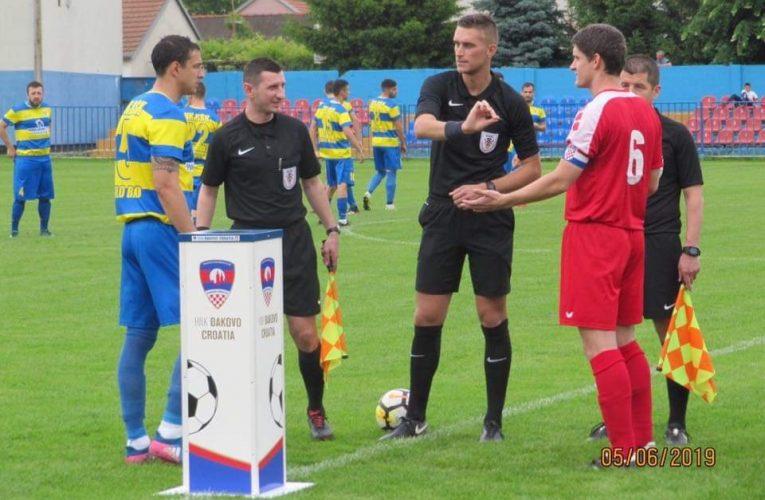 Dražen Matasović na drugoligaškoj nogometnoj sceni
