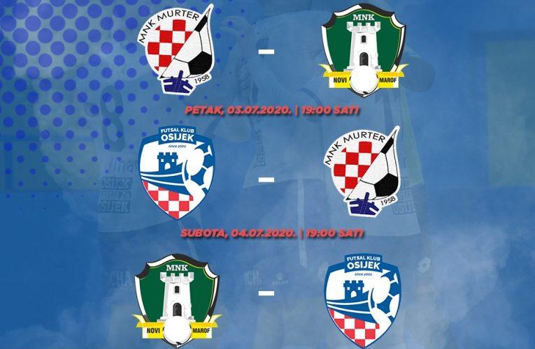 Pratite Futsal klub Osijek uživo na YouTube kanalu HNTV-a