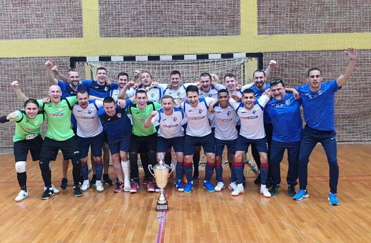 Futsal klub Osijek je novi-stari prvoligaš