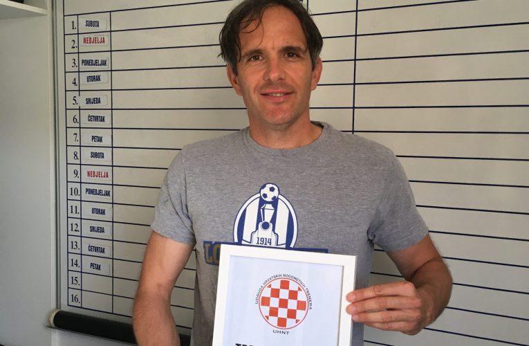 Goran Tomić najbolji prema mišljenju kolega iz struke