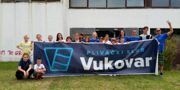 Vukovarskim plivačima čak 53 medalje u Sisku