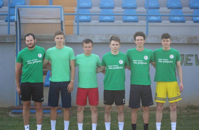 Nogometaši Kutjeva započeli s radom nakon dugačke pauze