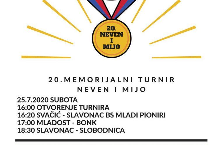 Turnir u Starom Slatiniku stigao do 20.jubilarnog izdanja