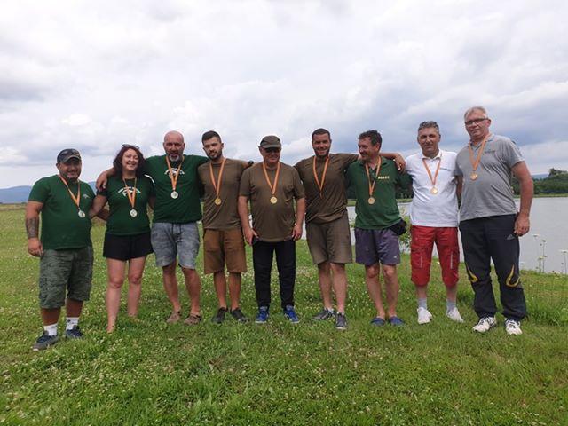 Drugo kolo županijske šaranske lige održano u Turniću