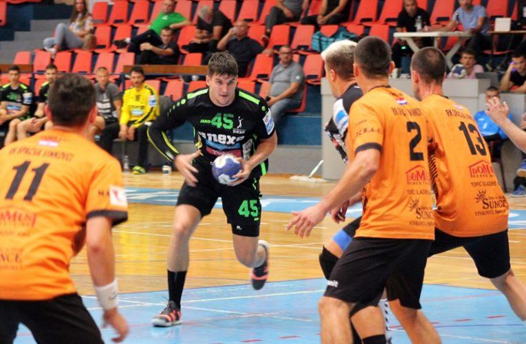 Nexe i Spačva odigrali pripremnu utakmicu u Požegi