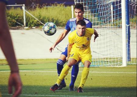 Dinamo II prejak za BSK