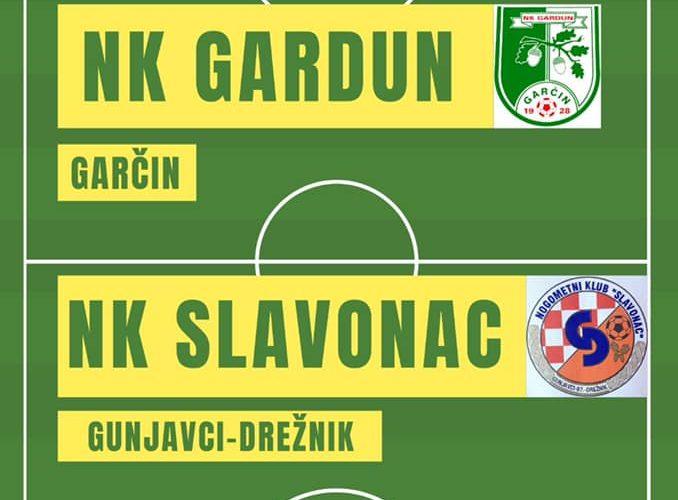 Gardun i Slavonac (Gunjavci Drežnik) igraju za Prvu ŽNL
