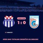 Cibalia bez bodova iz Zagreba
